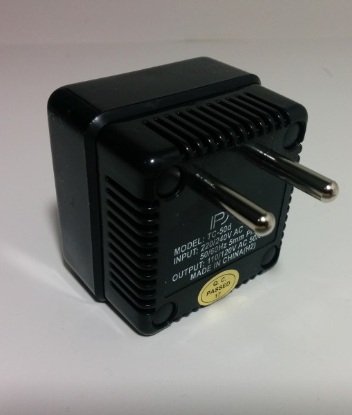 50W Front
