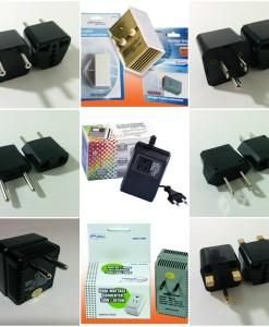 Voltage Converters & Plug Adapters