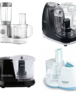 Food Processors & Mini Choppers