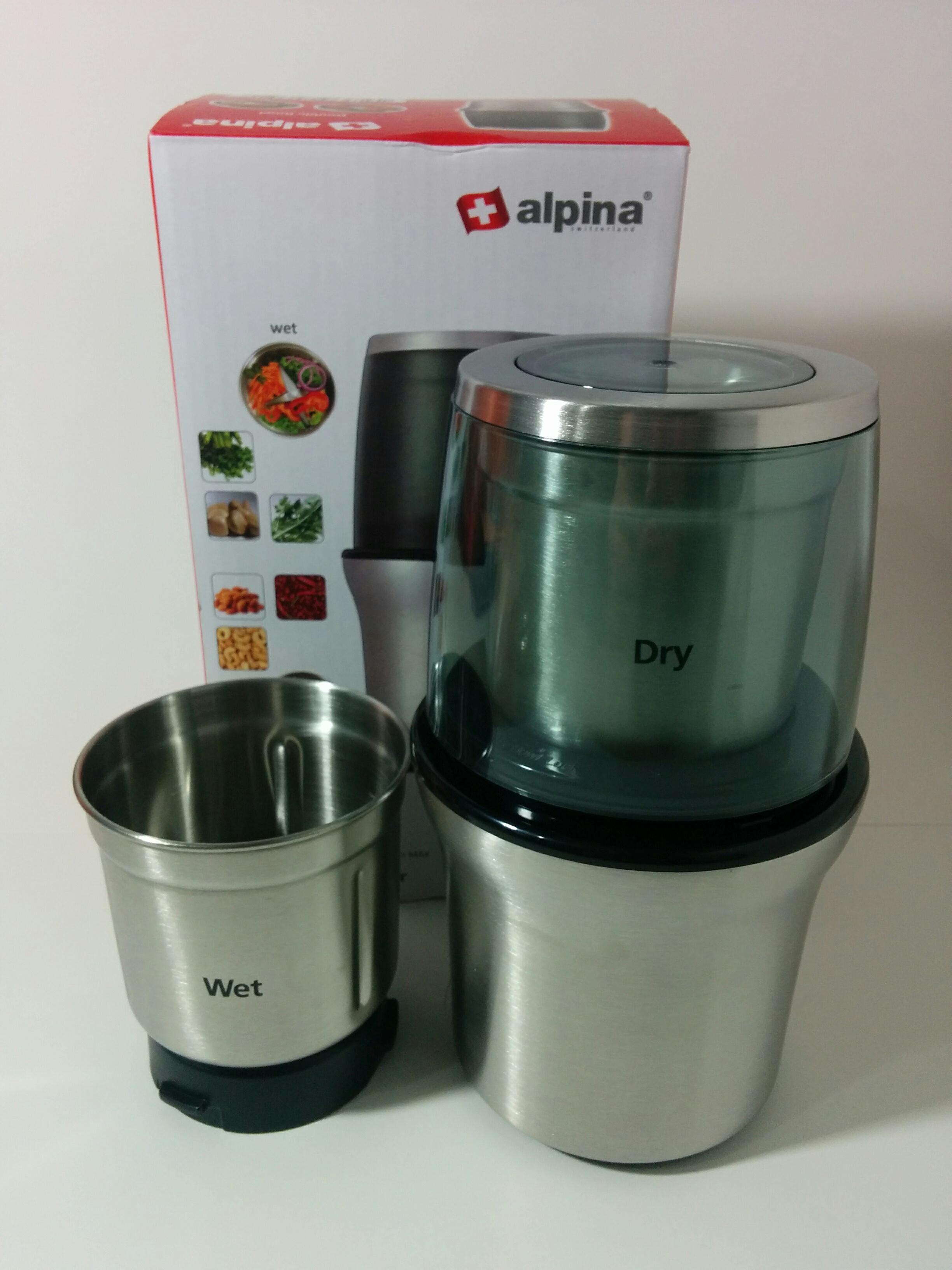 Alpina Wet Amp Dry Grinder A To Z Appliances