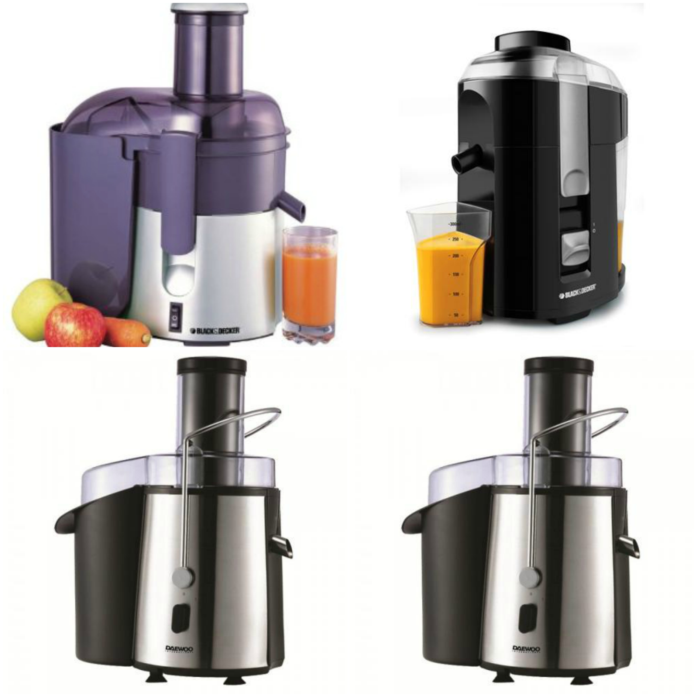Fruit & Vegetable Juice Extractors