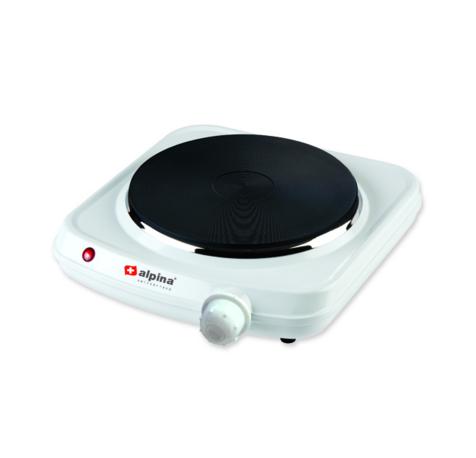 Alpina 220 Volt Single Hot Plate A To Z Appliances