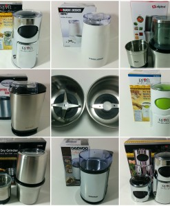 Small Mixer Grinders