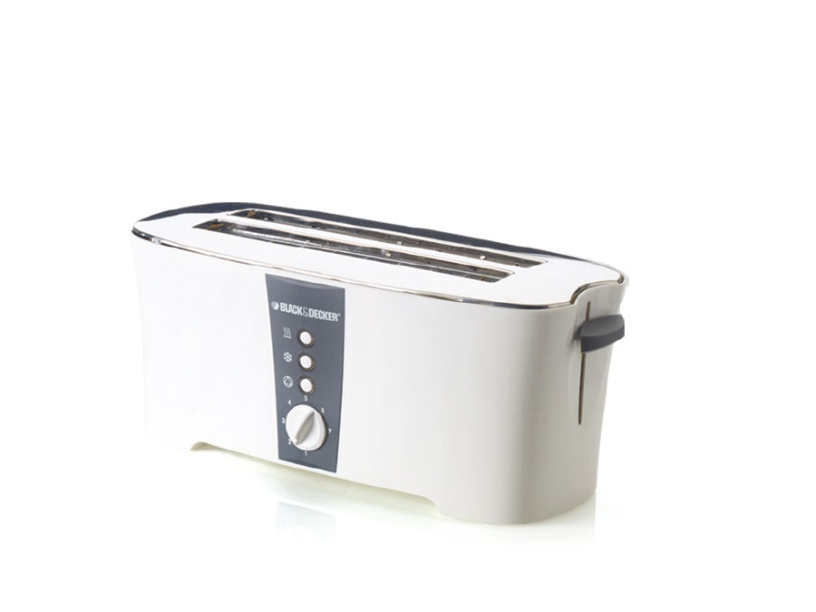 Black Amp Decker 220 Volt Toaster A To Z Appliances
